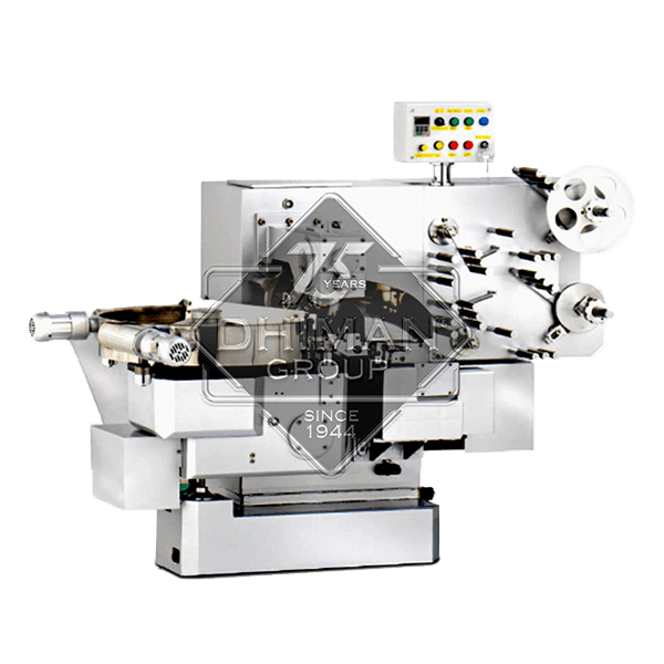 AUTOMATIC CANDY WRAPPING MACHINE CW – 600