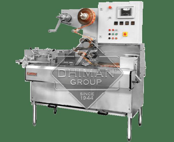 AUTOMATIC CUT FLOW WRAP MACHINE CFP & – 600