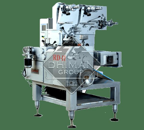 AUTOMATIC CUT WRAP MACHINE RD & – 11