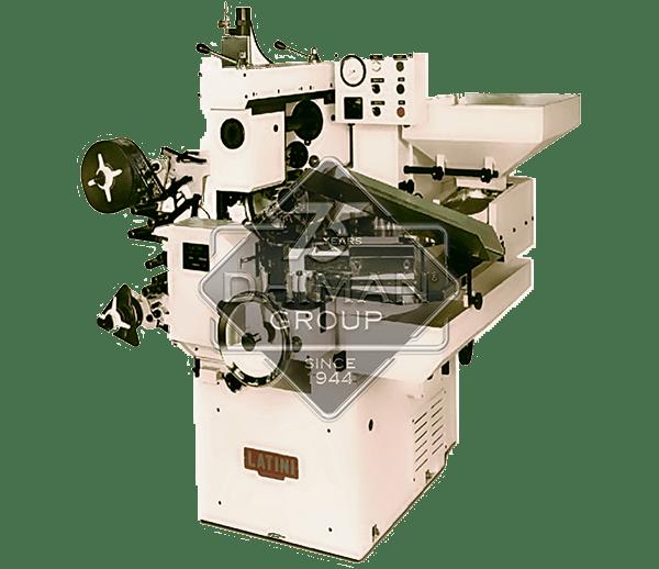 DOUBLE TWIST LOLLIPOP WRAPPING MACHINE EF – 8