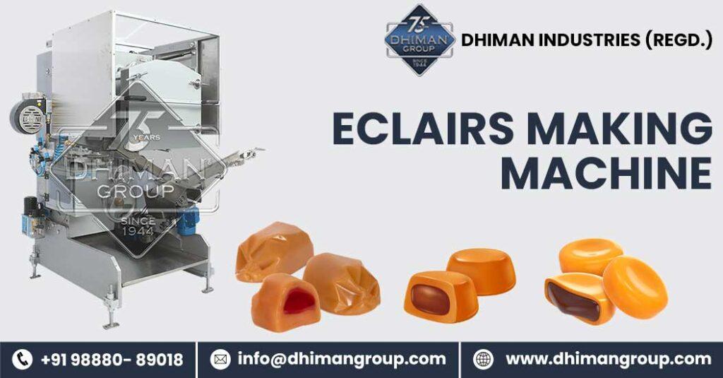 Eclairs Making Machine